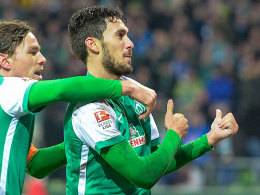 Werder: Grünes Licht für Garcia