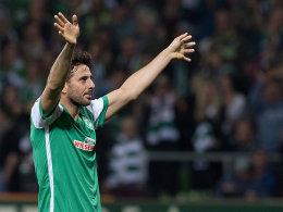 Offiziell: Pizarro verl�ngert bis 2017