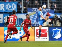 Leverkusen holt Volland f�r 20 Millionen Euro