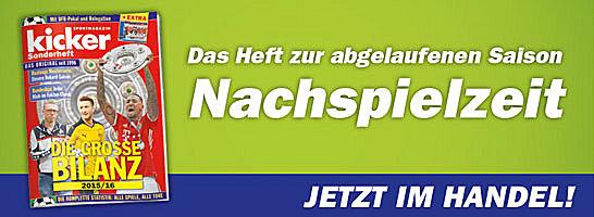 """Sonderheft """"Die gro�e Bilanz 2015/16"""""""