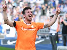 HSV: Auch Gondorf kommt aus Darmstadt