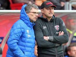 FCI: Co-Trainer Henke arbeitet nicht unter Kauczinski