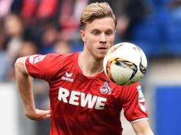 Wechselt nach Wolfsburg: Kölns Mittelfeldspieler Yannick Gerhardt.
