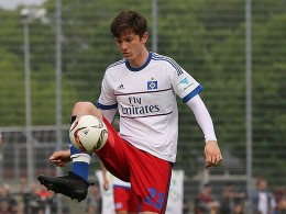 Gregoritsch trifft beim HSV-Test