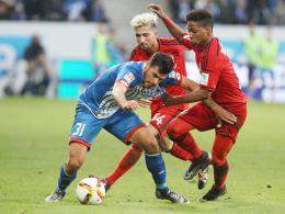 Warum sich Leverkusen Volland leisten kann