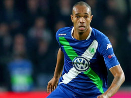 Wolfsburgs Abwehrmann Naldo