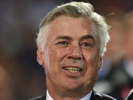Ancelotti-Deb�t beim SV Lippstadt