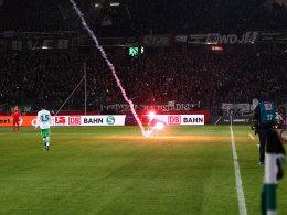 Rekordstrafe f�r den VfL Wolfsburg