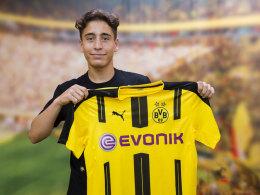 Dortmund legt nach: Auch Mor unterschreibt