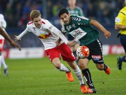 Nummer sechs: RB holt Schmitz aus Salzburg