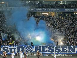 Geldstrafen f�r Schalke und Darmstadt