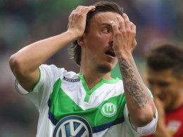 Kruse zieht es weg aus Wolfsburg - Gespr�che mit Janssen