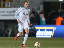 Augsburg holt S04-Youngster Friedrich