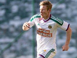 Baumann greift zu: Werder holt Kainz