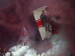 Köln Block in Rauch eingehüllt