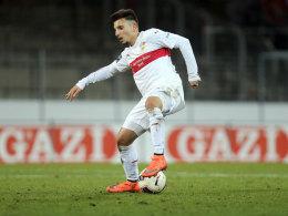 VfB verkauft Ferati an den HSV - Fortuna profitiert
