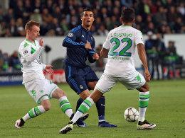 Wolfsburg: Auftakt ohne Arnold und Luiz Gustavo