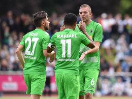 Gladbach testet gegen Inter und Lazio