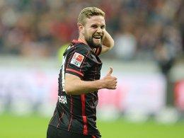 Stendera verlängert bei der Eintracht bis 2020