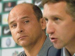 Werder verlängert mit Skripnik und Bartels