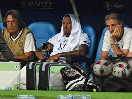 Bayern atmen auf: Boateng zum Saisonstart fit