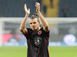 Meier bleibt der Eintracht treu - auch nach der Karriere