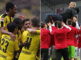 Dortmund und Freiburg waren die fairsten Teams 2015/16
