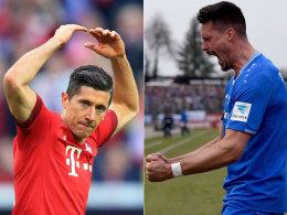 Hei�e Debatten um Lewandowski und Wagner