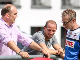 Lehmann wieder fit - Schlaudraff hospitiert in K�ln