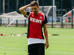 Mladenovic bricht ab - FC gibt Entwarnung