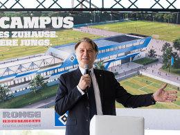 Beiersdorfer glaubt an gro�en Schub - Halilovic im Anflug