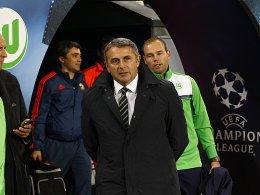 Allofs' Wunsch: Zur�ck in die Champions League
