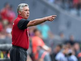Verändert bereits das Bayern-Spiel: Coach Carlo Ancelotti.