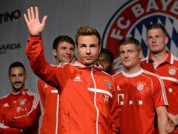 Facebook-Statement: G�tze bereut Wechsel zum FC Bayern