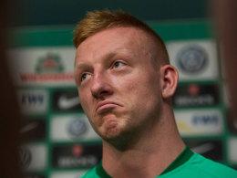 Verletzung aufgebrochen: Kleinheisler fehlt Werder l�nger