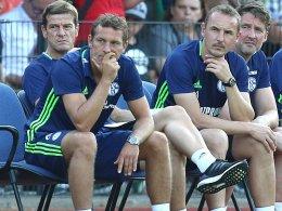 Schalkes n�chster Gradmesser liegt an der Ostsee
