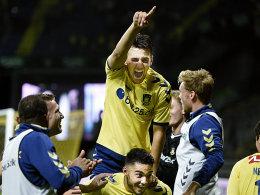 Bröndby-Coach Zorniger hofft auf