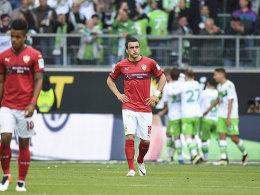 Wird nicht nach Wolfsburg wechseln: Filip Kostic.