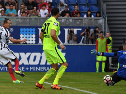 Gacinovic mit Klasse - Kovac bem�ngelt Defensivverhalten