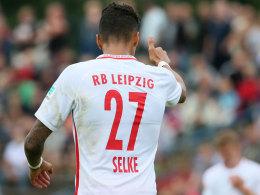 Selke bleibt bei Leipzig-Tests torhungrig