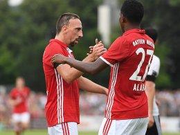 Bayerns Rumpfelf siegt 3:0 in Landshut