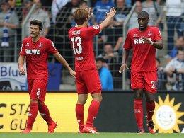 Modeste und Risse zwingen Bielefeld in die Knie