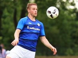 Spielt derzeit bereits im Dress des SV Darmstadt 98: Der (Noch-)Mainzer Flügelstürmer Maximilian Beister.