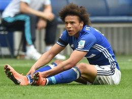 Das Warten hat bald ein Ende: Ob Schalkes Leroy Sané wechselt oder nicht, soll in Kürze feststehen.