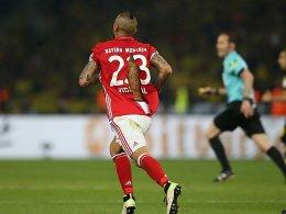 Vidal voller Eifer: