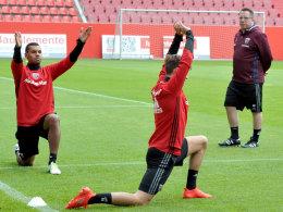 Setzt im Trainingslager notgedrungen auf die Jugend: FCI-Coach Markus Kauczinski.