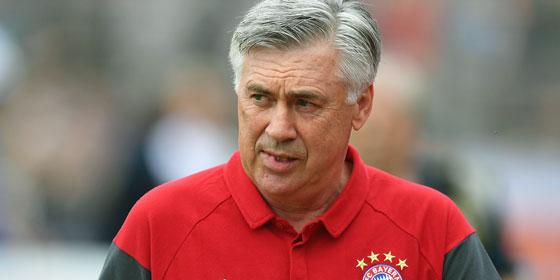 Der neue Bayern-Trainer Carlo Ancelotti.