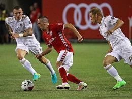 FC Bayern unterliegt Milan im Elfmeterschie�en