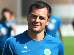 Auch abseits des Platzes kreativ: Wolfsburgs Marcel Schäfer hat eine App auf den Markt gebracht.