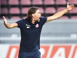 Schmidt: Bundesligatauglich?